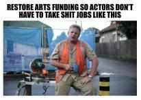 arts bad lib ad tradie