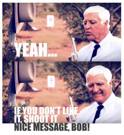 bob gun