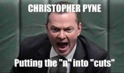 christopher-pyne cunts