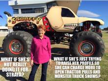 hanson monster trucks