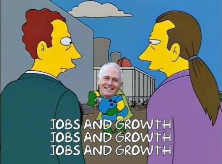 simpsons jobs and growth