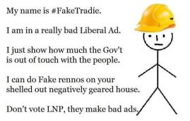 stick man tradie