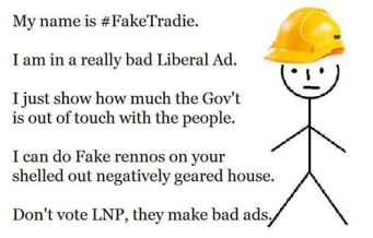 stick man tradie