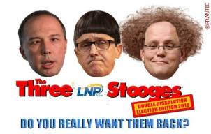 three stooges nlp
