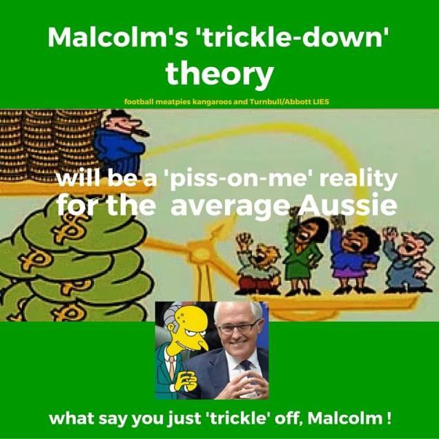 trickle doen simpsons
