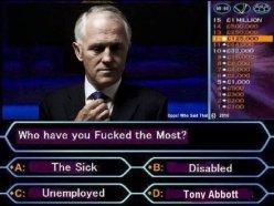turnbull millionaire quiz