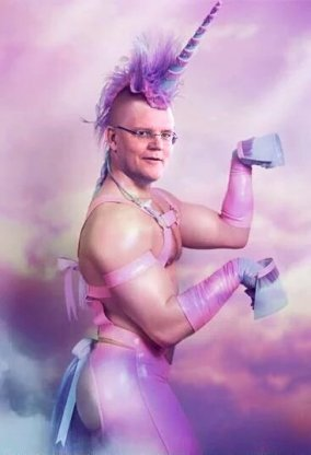 unicorn scott morrison LNP