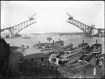 foster-a-g-arthur-g-1920-sydney-harbour-bridge-under-construction