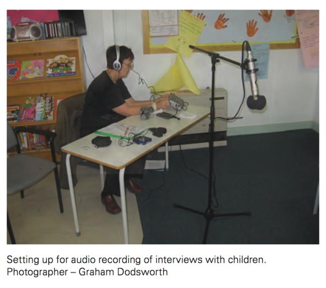 judy recording